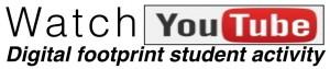 MOOC Digital Footprint YouTube Button