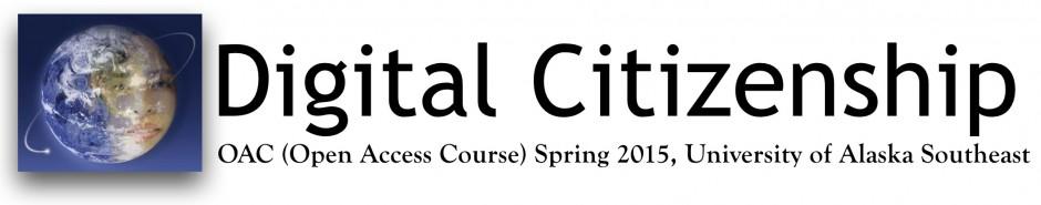 Digital Citizenship MOOC 2015